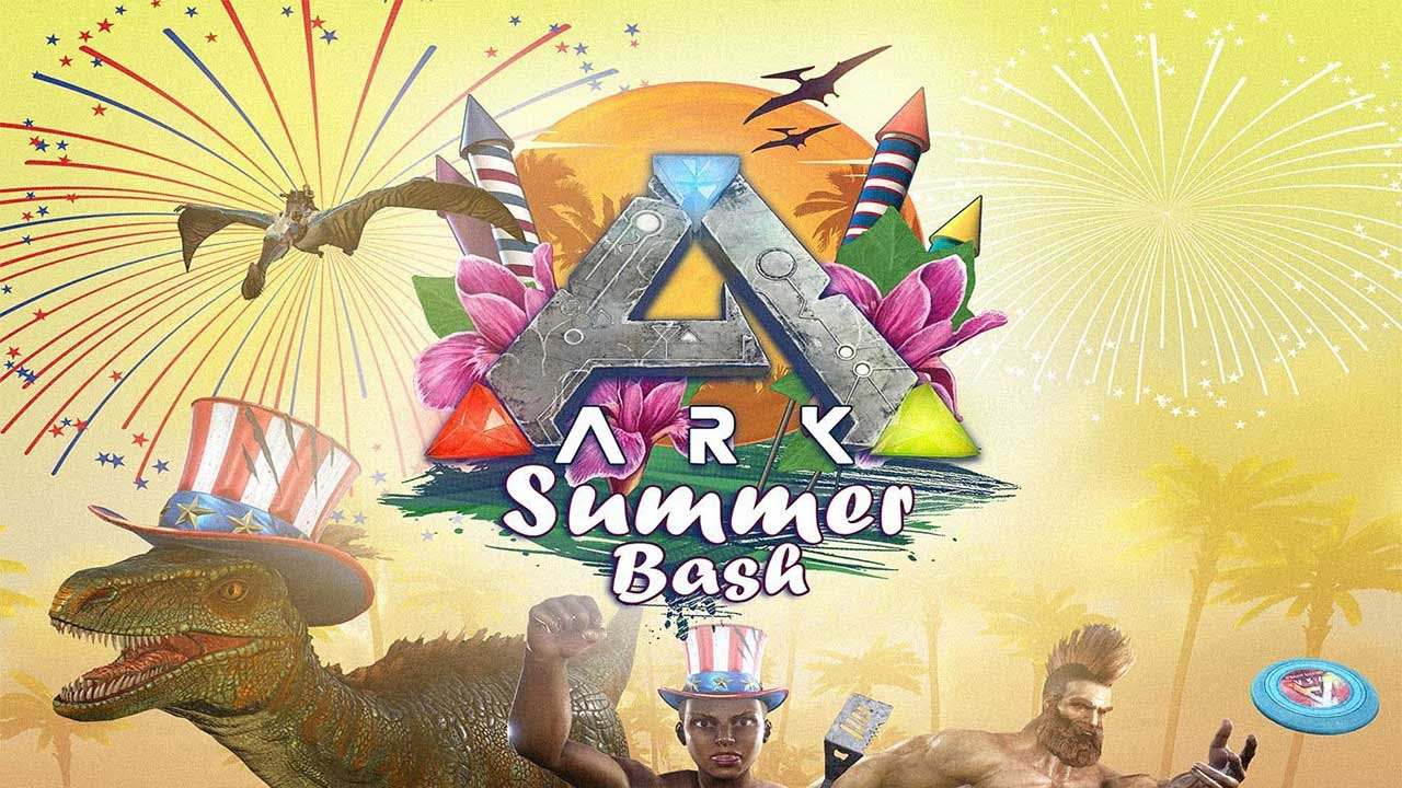 ARK Summer-Bash 2020 Titel